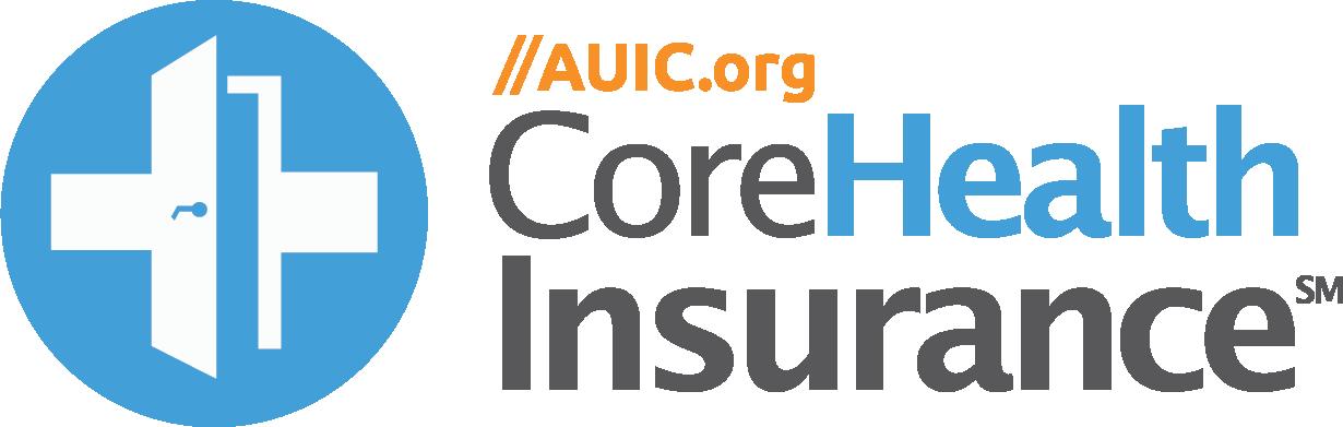 AUIC Core Health Insurance Logo